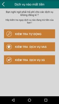 Quản Lý Cước Di Động Viettel screenshot 7
