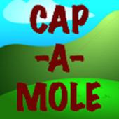 Cap a mole icon