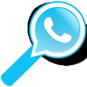 WhatStalker: Whatsapp online icon