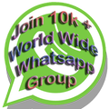 Latest 10K + Whatsapp Group Join Link