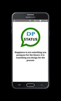 Latest Dp & Status For Whatsapp-2017 poster