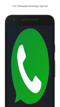 Freе: WhatsApp Call & Messenger App Video Tips screenshot 1