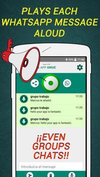 handsfree for Whatsapp screenshot 2