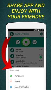 handsfree for Whatsapp screenshot 4