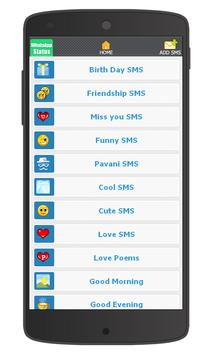 Collection of Whatsapp Status apk screenshot