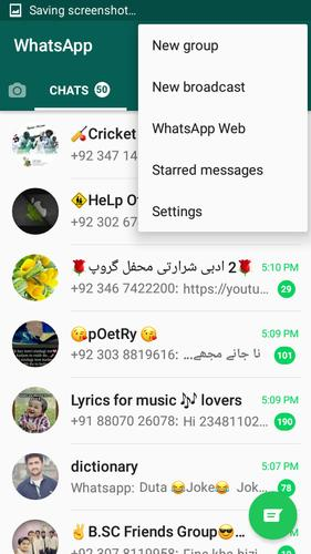 Download Whatshack latest 7 2 Android APK