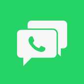 WhatsNow - Instant Open Chat w/o Saving Contact icon