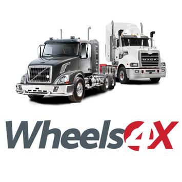 Wheels4X poster