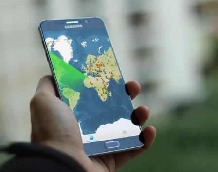 Where is Santa Lite - santa claus tracker 2018 screenshot 1