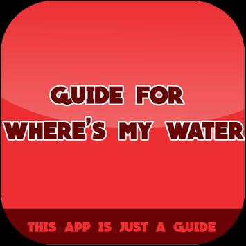 guide for where's my water poster
