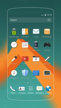 Theme for HTC 10 screenshot 1