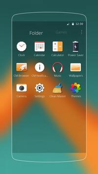 Theme for HTC 10 screenshot 2