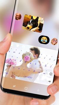 Pure Marriage Wedding Keyboard Couple in Love apk screenshot
