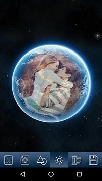 Earth Photo Frame screenshot 4