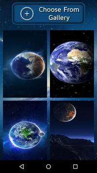Earth Photo Frame screenshot 2