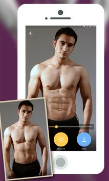 Six Pack Photo Editor apk screenshot