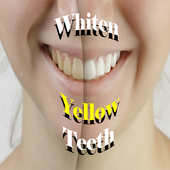 Whiten Yellow Teeth icon
