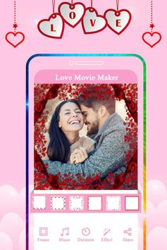 Love Photo Video Maker With Music poster