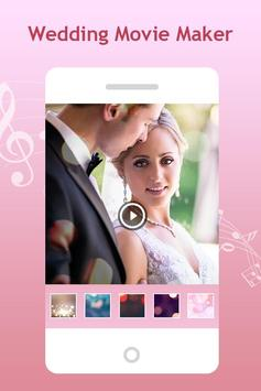 Wedding Photo Video Maker With Music apk screenshot