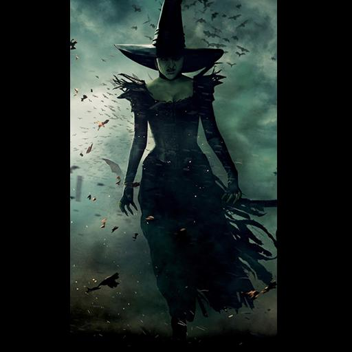 Scary Witch Wallpaper Hd For Android Apk Download