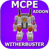 Add-on Witherbuster for MCPE icon