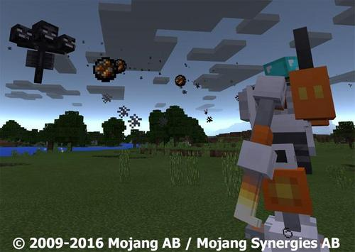 Add-on Witherbuster for MCPE apk screenshot