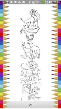 Best Coloring Game for Kids poster