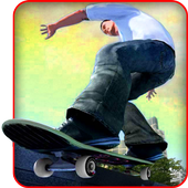 Skater Free Style 3D icon