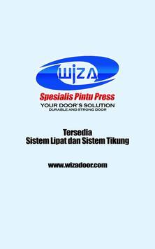 Wiza Door poster