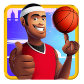 Full Basketball Game icon