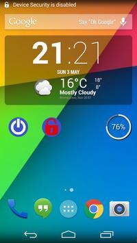 Toggle Lock apk screenshot