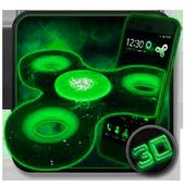 3d Fidget Spinner Live Wallpaper icon