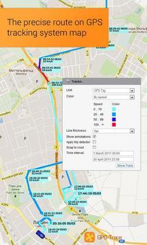 GPS Trace Tag capture d'écran 5
