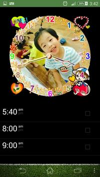 PhotoClockFree apk screenshot