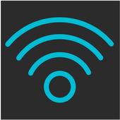 Wifi password app icon