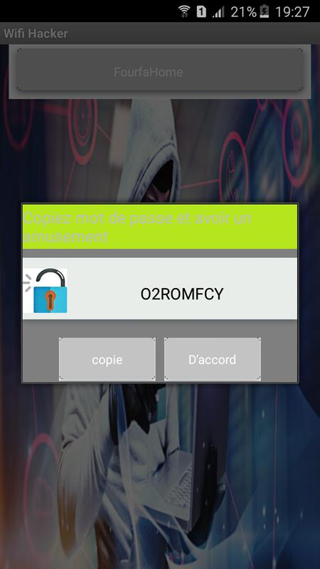 wifi key generator for android