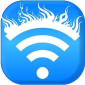 WIFI Booster prank 2017 icon