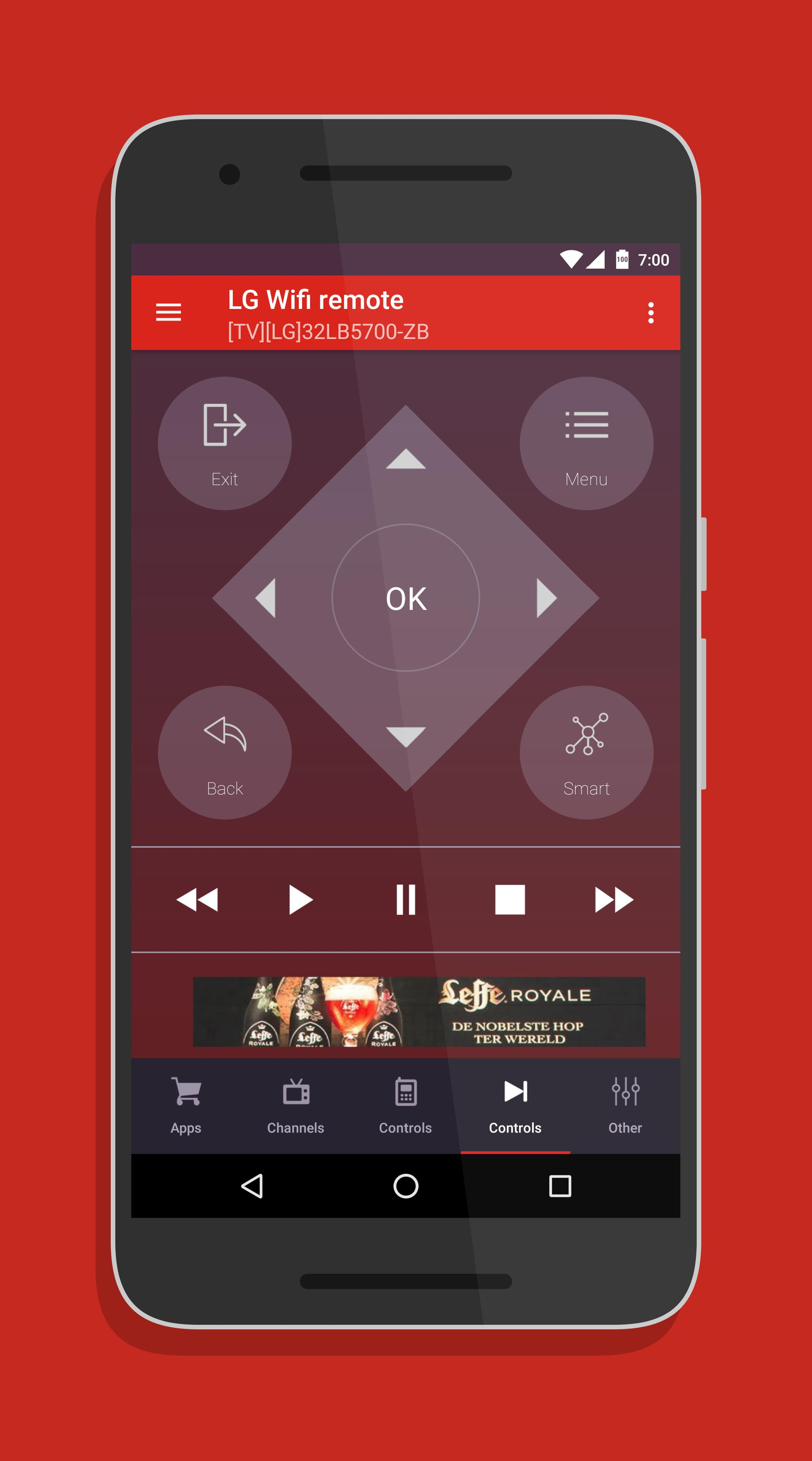 Smart TV Remote for LG SmartTV for Android - APK Download