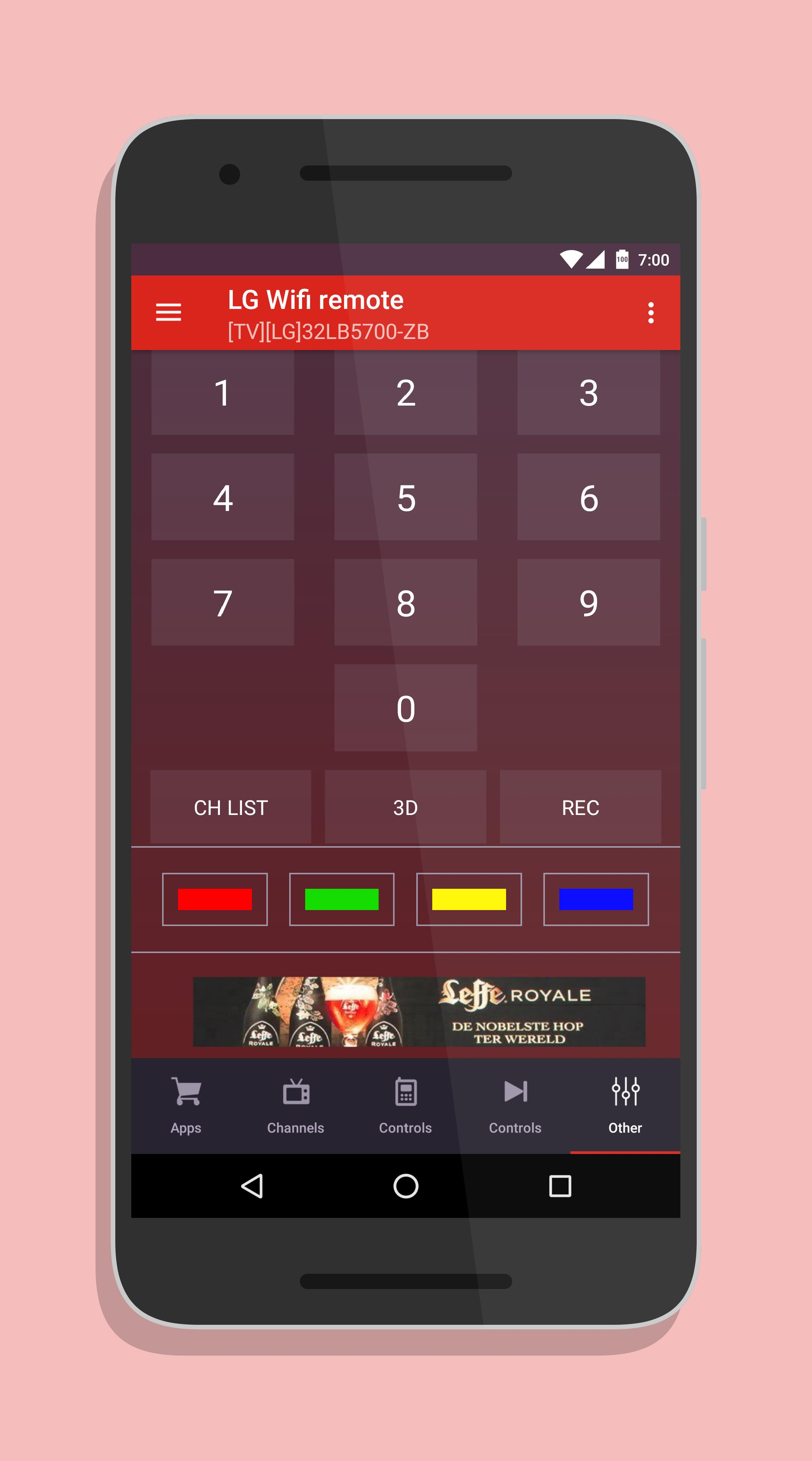Smart TV Remote for LG SmartTV for Android - APK Download