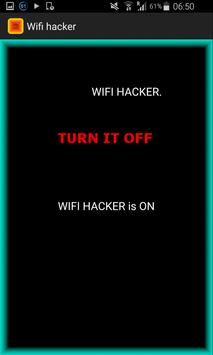 Wifi hacker simulator screenshot 1
