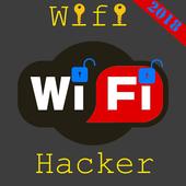 Wifi Hacker WPS WPA WPA2 Prank icon