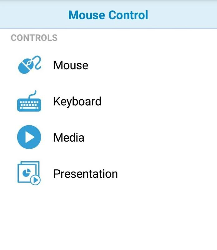 Mouse para pc android file