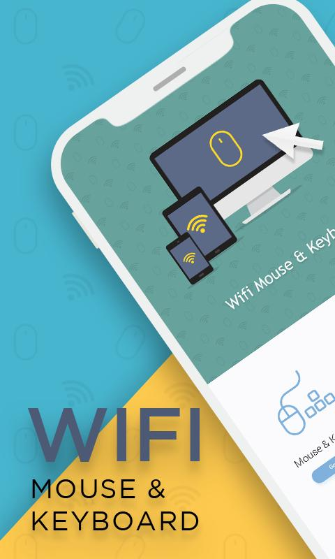 WiFi Mouse : Remote Mouse & Remote Keyboard for Android - APK Download