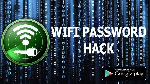 WIFI PASSWORD HACK prank apk screenshot