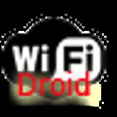 Wifi Droid Profesional icon