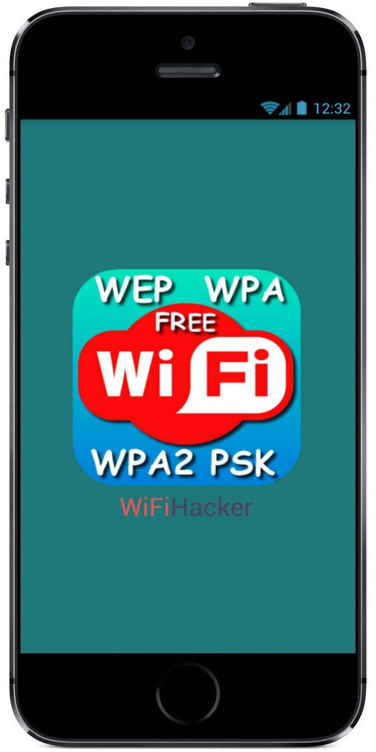 Wifi Password Hacker wep wpa wpa2 psk prank for Android