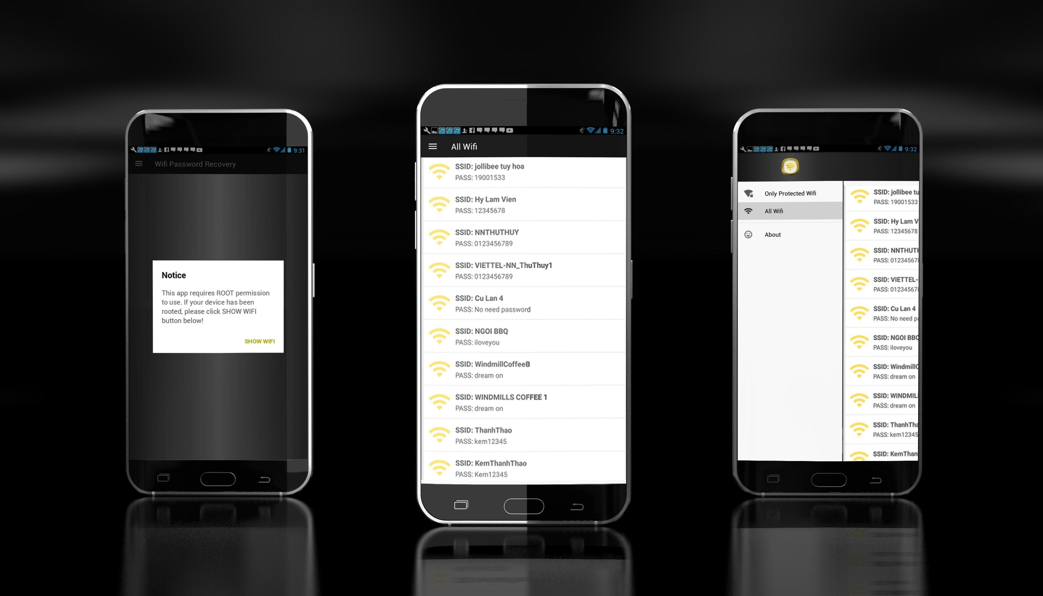 Descobrir Senha Wifi Root Para Android Apk Baixar