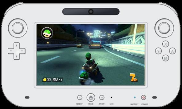 Wi u Emulator screenshot 3