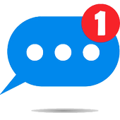 iMessage style Os 11 icon