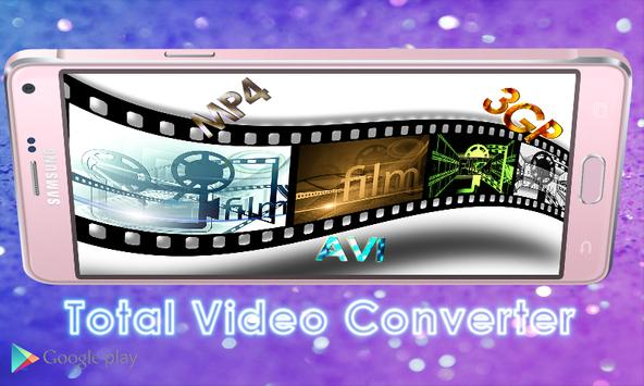 Total Video Converter - FREE poster